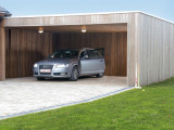 Modern Carport In Timber | Livinlodge Modern Carport Designs And Styles