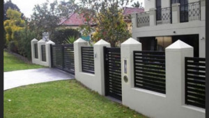 Modern House Gates And Fences Designs Google Search ..