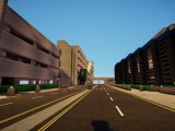 MODERN MINECRAFT : Arena Update #1: Lots Of Parking Garages! Carport Parking Lots