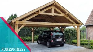 MUST WATCH !!! 11+ Rustic Carport Ideas That You May Have Never Seen Before Close In Carport Ideas