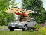 Outdoor Canopy Carport Frame Car Shelter 9 X 16 Portable ..