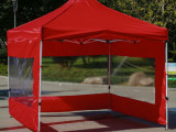 Outdoor Usage Canopy Side Wall Carport Garage Enclosure Shelter Tent ..