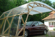 Outdoor Used Durable Car Canopy,Car Parking Shelter ..