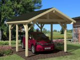 Palmako Carport Robert 11