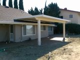 Patio Cover Attached To House | Roof Attachment | Garden In ..