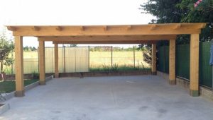 Pergola Oak Carport Google Search #PergolaForHotTub ..