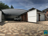 Pin On Contemporary Carports & Canopies Carport Roof Extension