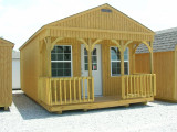 portable buildings with carport