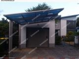 Portable Car Garage Port Patio Cover Sunshield Carport ..