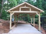 Post And Beam Carport Perfect For Your RV. | RV's At Home ..
