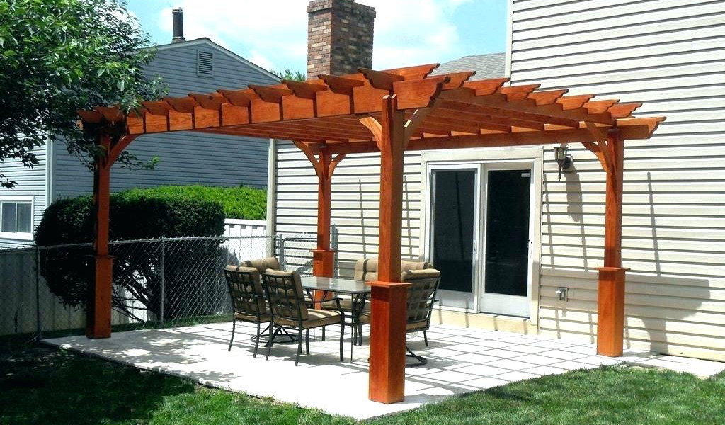 Post And Beam Carport Plans Wood Kits For Sale Wooden Nz K ...