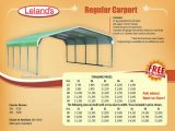 Prefab Portable Metal Carports For Sale | Cheap Payments ..