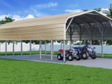 Metal Roof Carports For Sale