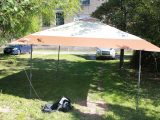 Repairing A Broken Instant Canopy Canopy Kits Tarps Carports And Frame Fittings