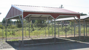 Roof Only Carports | Metalbuildingbrokers Carport Glass Roof