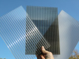 ROOF SHEETS POLYCARBONATE 25MM CLEAR 5 WALL FOR ..