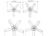 room_what_size_fan_for_bedroom_ceiling