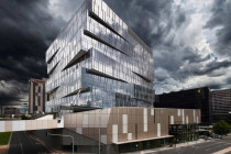 Seven17 Bourke Street / Metier3 Architects | ArchDaily Carports Contemporary Buildings
