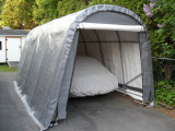 Shelter Logic 10x20x8 Car Truck Boat Cover Portable Garage ..