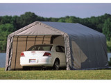 Shelter Logic ShelterLogic 12 X 20 X 10 Ft. Instant Garage ..