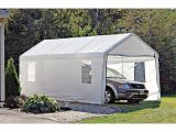 ShelterLogic Portable Garage Canopy Carport, 8′ X 8 ..