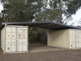 Shipping Container Roof Cover Kit Suits 12 X 112ft Cheap Shed House ..