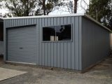 Skillion Roof Sheds And Garages Ranbuild Roofing Sheets For Shed Roof And Carports