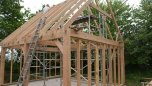 SolidLox Technical Information Self Build Wooden Carports