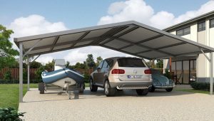 Steel DIY Carports | Toowoomba Sheds N Homes Diy Carport Metal Roof