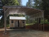 SunnyCal Solar Provides Solar Carport For Homes And Businesses Calculate Carport Roof Loads
