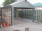 Tedesco Holdings Carport To Garage Before And After