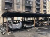 VIDEO: Carport Fire Sets Kelowna Apartment Building Aflame ..