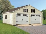 Vinyl Double Garages, In PA And NJ | Green Acres Outdoor ..
