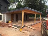 "WESTRUCTURE On Twitter: ""Contemporary #timberframe #glulam .."