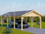 Wooden Carport Installation: How Much Time You Will Need To Do It ..